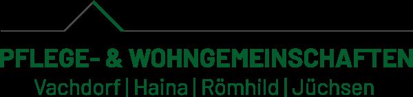 Pflege-Wohngemeinschaften Vachdorf / Haina / Jüchsen - Logo